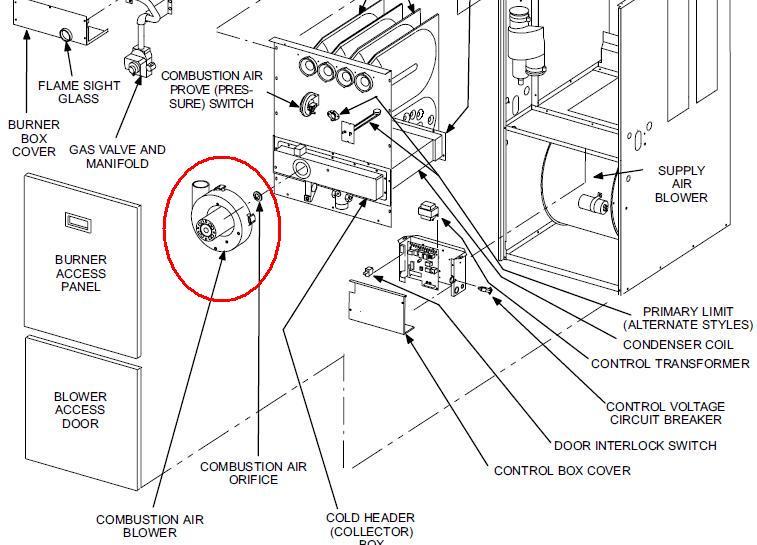 Lennox Gas Furnace Wiring Diagram : Lennox Gas Furnace