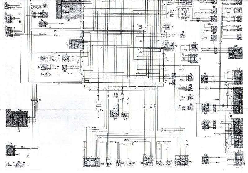 [DO_4800] 1993 Mercedes 190E Radio Wiring Diagram Free Diagram