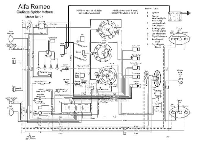 diagram alfa romeo 164l wiring diagram full version hd