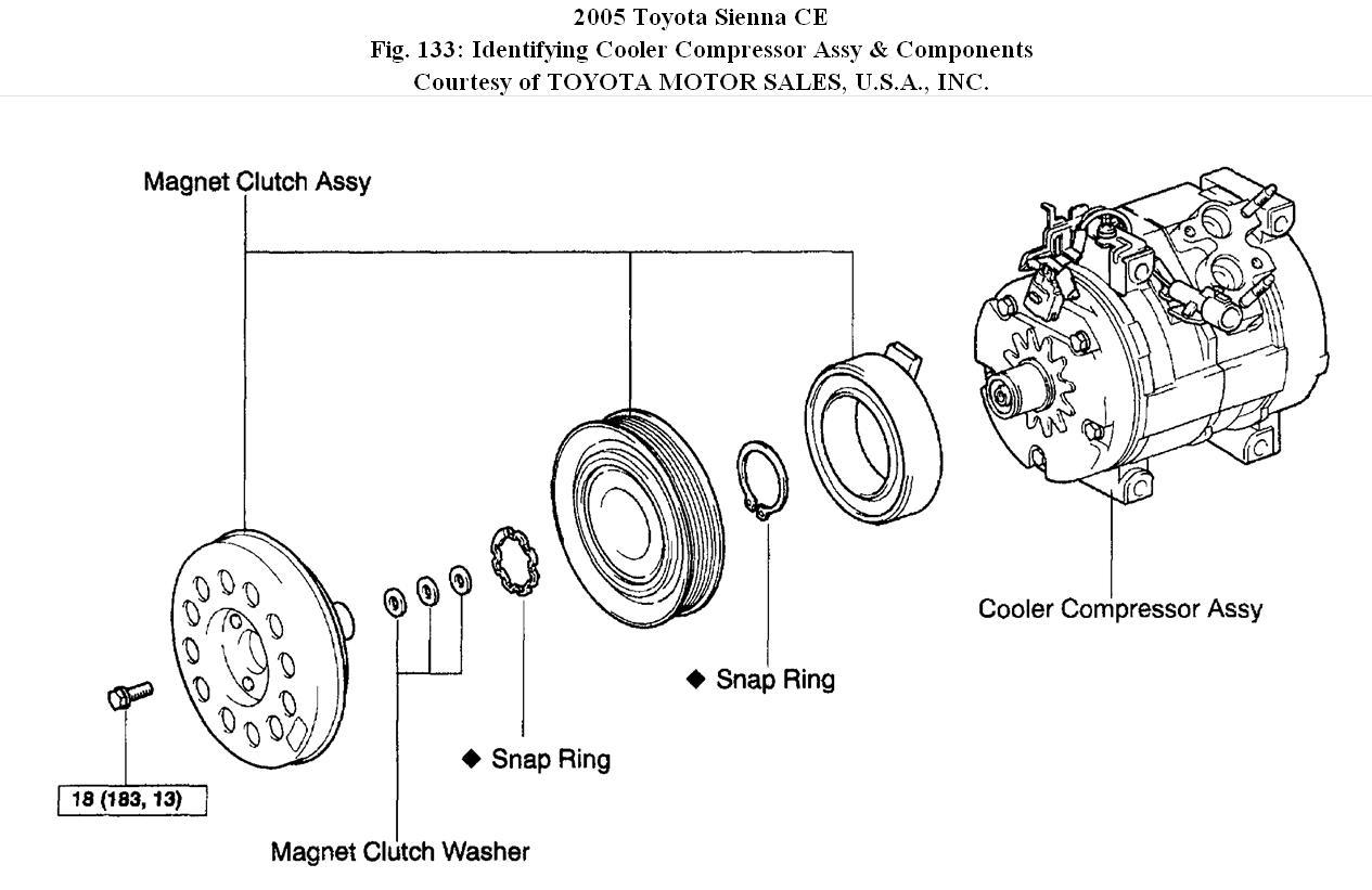 [EO_0266] Toyota Sienna Wiring Diagram 2005 Toyota Sienna