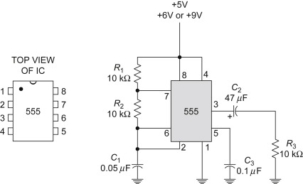 [BV_4188] Watts Pure Sine Wave Inverter Circuit Using 555