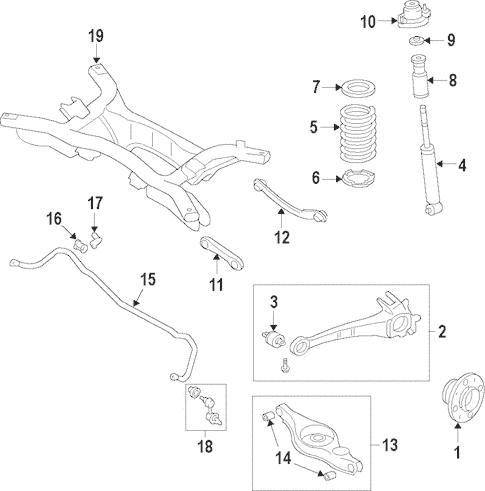 [ZH_9706] 2011 Mitsubishi Outlander Sport Engine Diagram