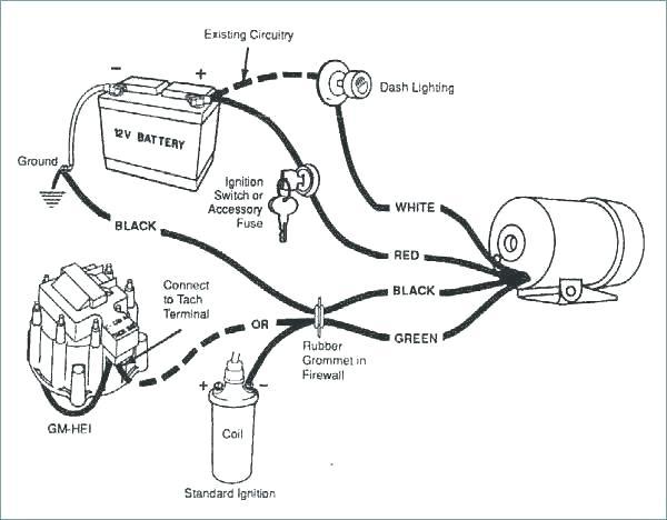 Sunpro Tachometer Wiring Diagram / Sunpro Tach Wiring