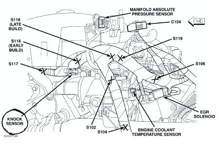 2004 Chrysler Pacifica Wiring Diagram / Chrysler Pacifica