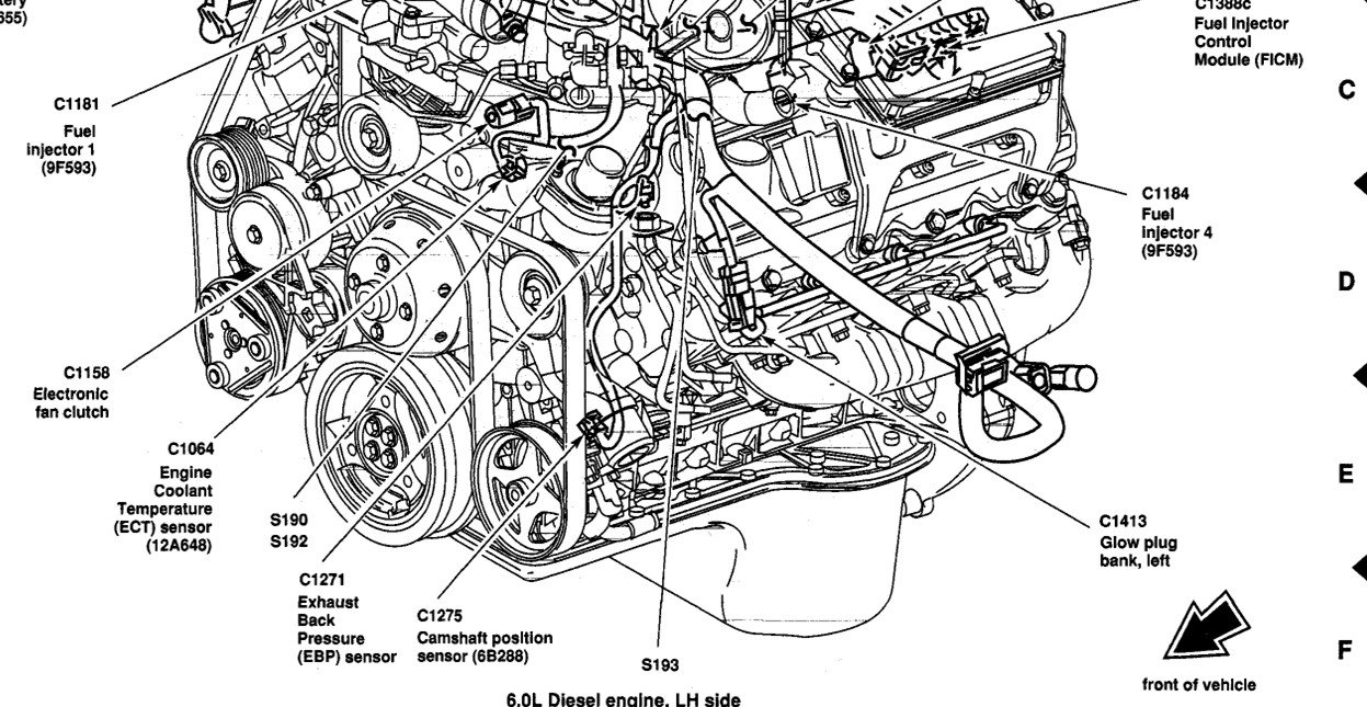 [RR_0385] Chevy S10 Cam Sensor Location Schematic Wiring