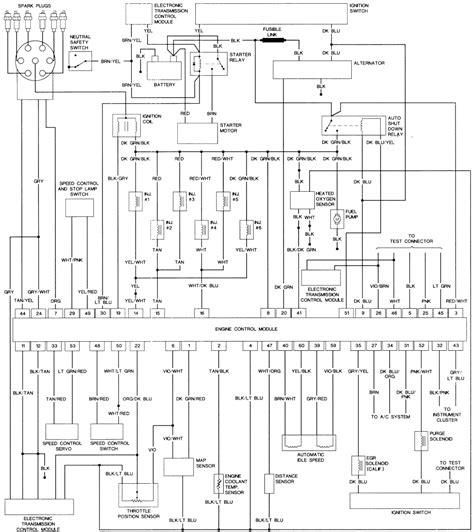 1985 Chrysler Lebaron Wiring Diagram : 1985 Chrysler