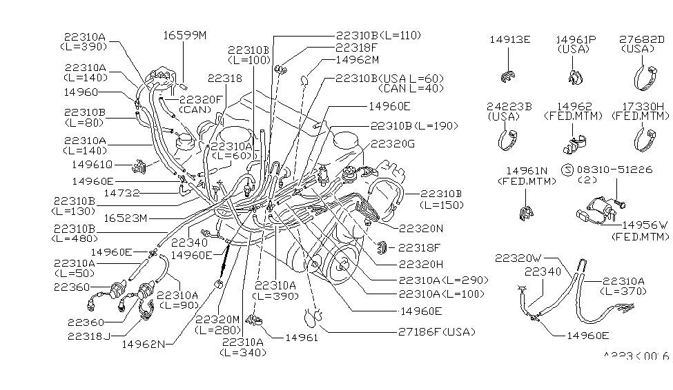 [ET_3477] 1985 Nissan 720 Pickup Wiring Diagram Further