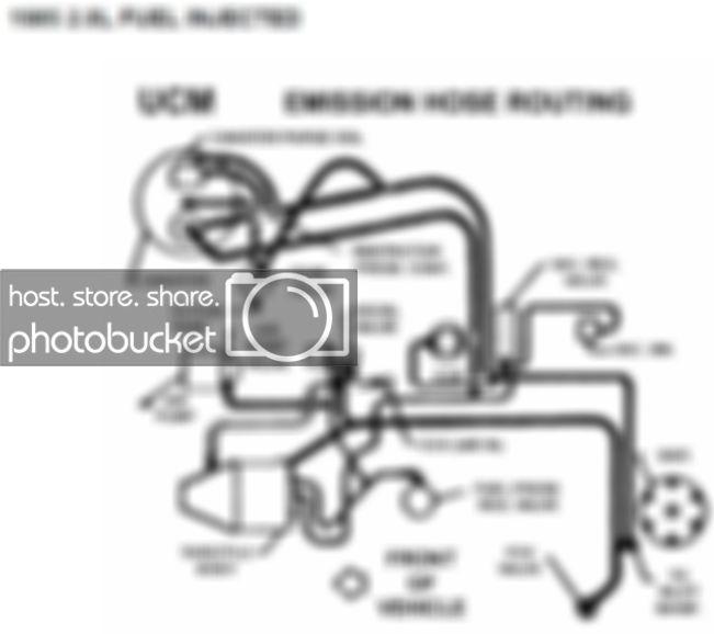 [EW_1956] 1986 350 Chevy Truck Vacuum Diagram Quadrajet