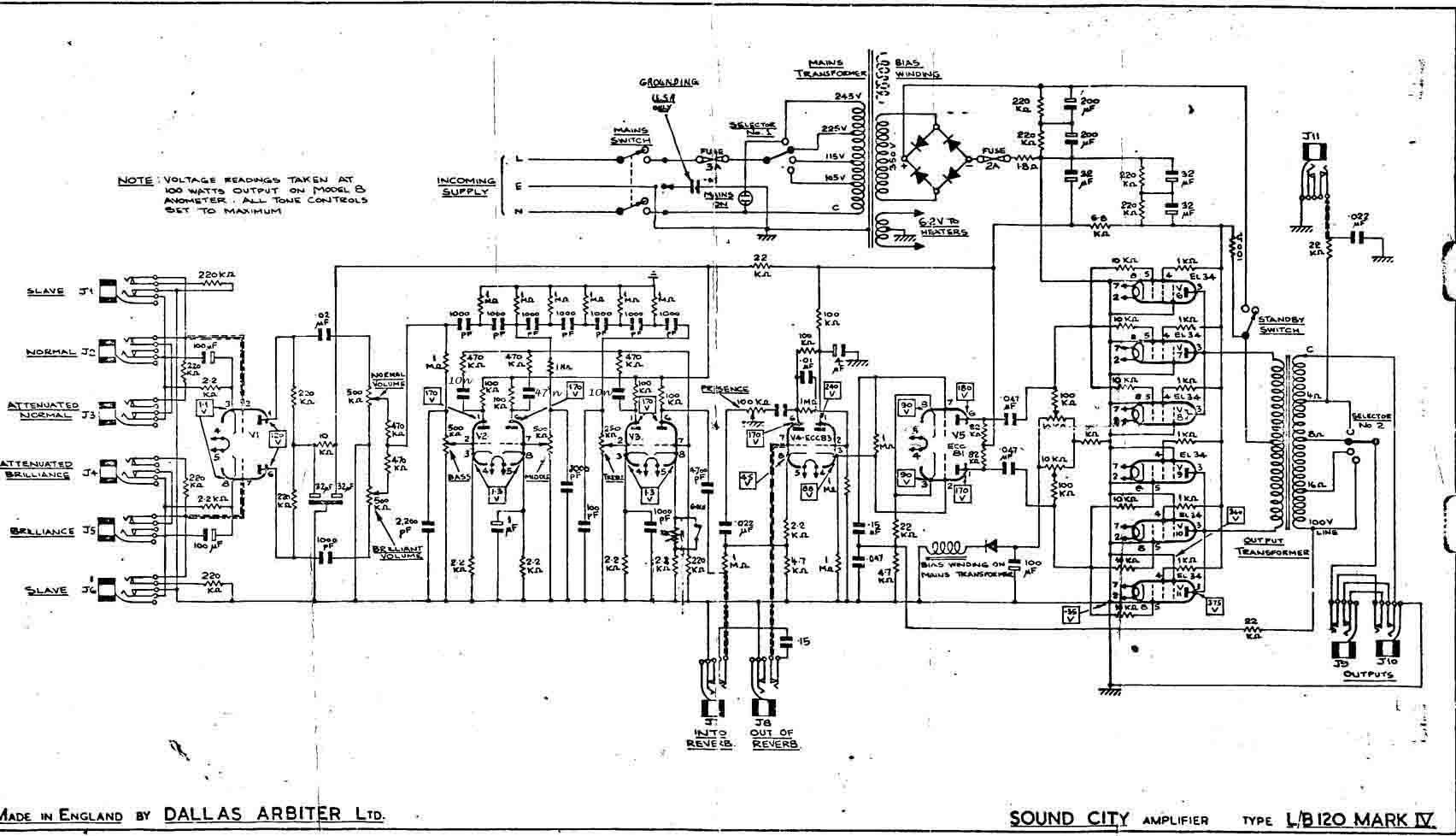 [MR_4792] Orange Rockerverb Wiring Diagram Free Diagram