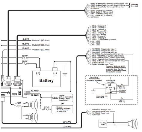 nd5724 whelen microphone wiring diagram download diagram