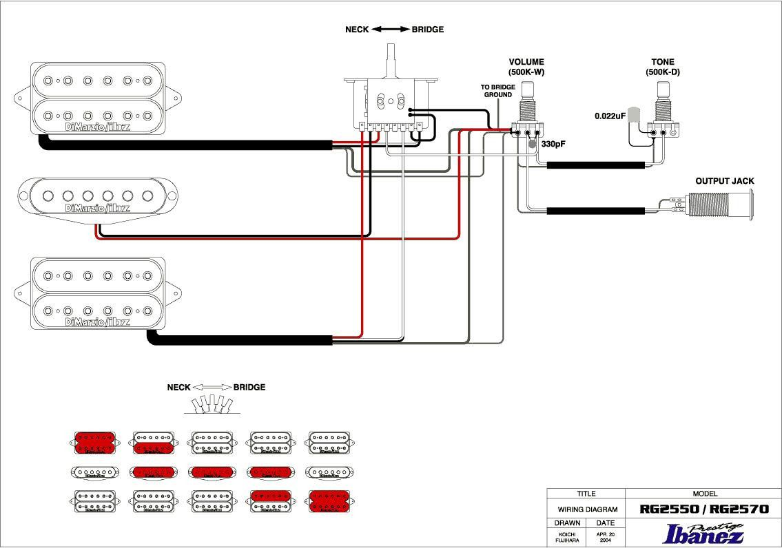 Ibanez Rg Wiring Schematic