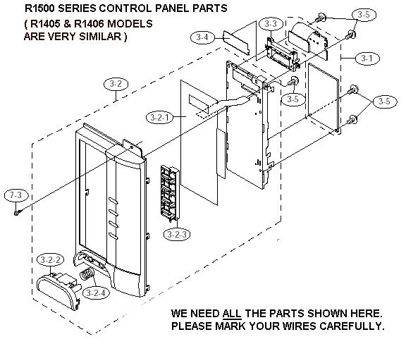 [HD_7298] Diagram Parts List For Model Jvm1630Bb007
