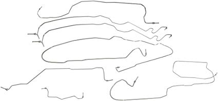[XR_4478] Chevy Silverado Brake Line Diagram On 99 Chevy