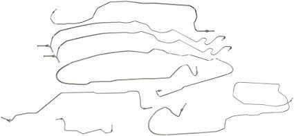 [HB_0820] Chevy Silverado Brake Line Diagram On 99 Chevy