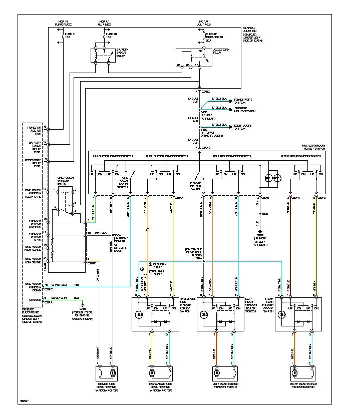 2002 Mercury Sable Wiring Diagram Collection