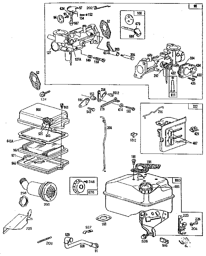 [KC_0805] Briggs Amp Stratton Engine Schematics Download