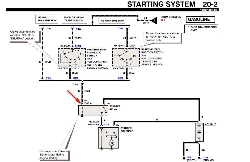 12V Starter Solenoid Wiring Diagram Collection