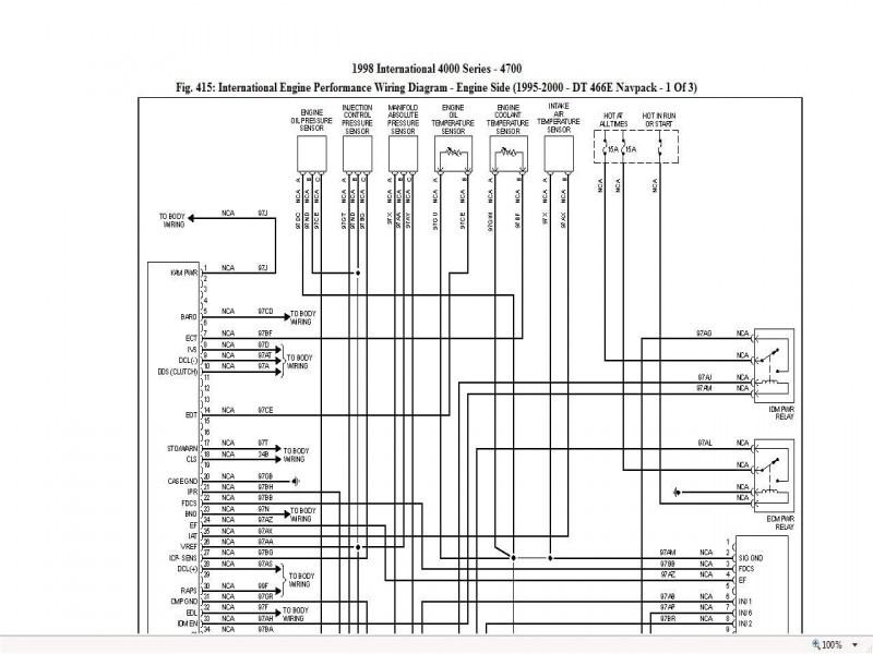 Get Ebook International 8100 Wiring Diagram