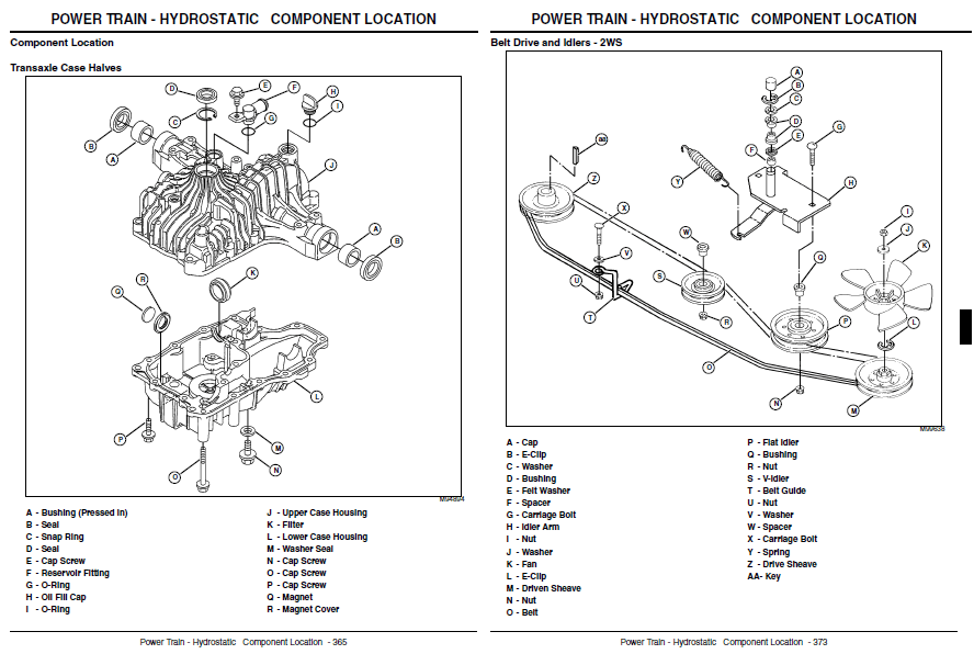 [XB_8520] Diagram Additionally John Deere Tractor Parts
