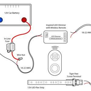 Bc 8794 Voltmeter Wiring Car