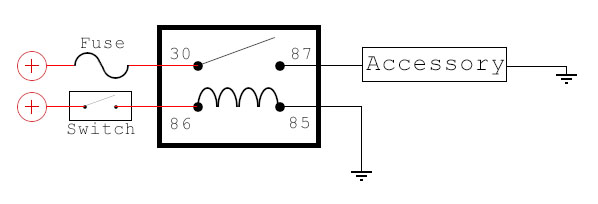 Nt 4421 Relay Diagram