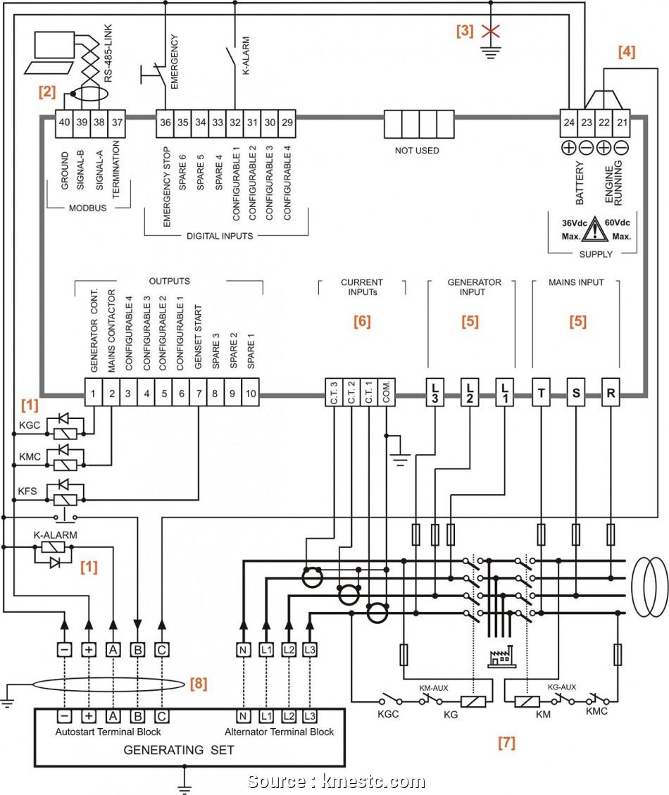 [HF_0639] Cummins Qsx15 Generatordrive Control System