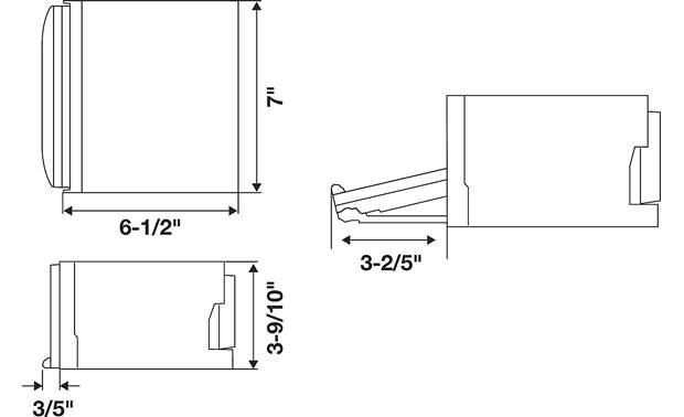 [CV_4060] 1997 Infinity Eagle Mini Left Fuse Box Diagram