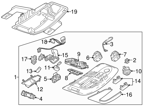 [HT_7857] 2010 Gmc Terrain Engine Diagram Schematic Wiring