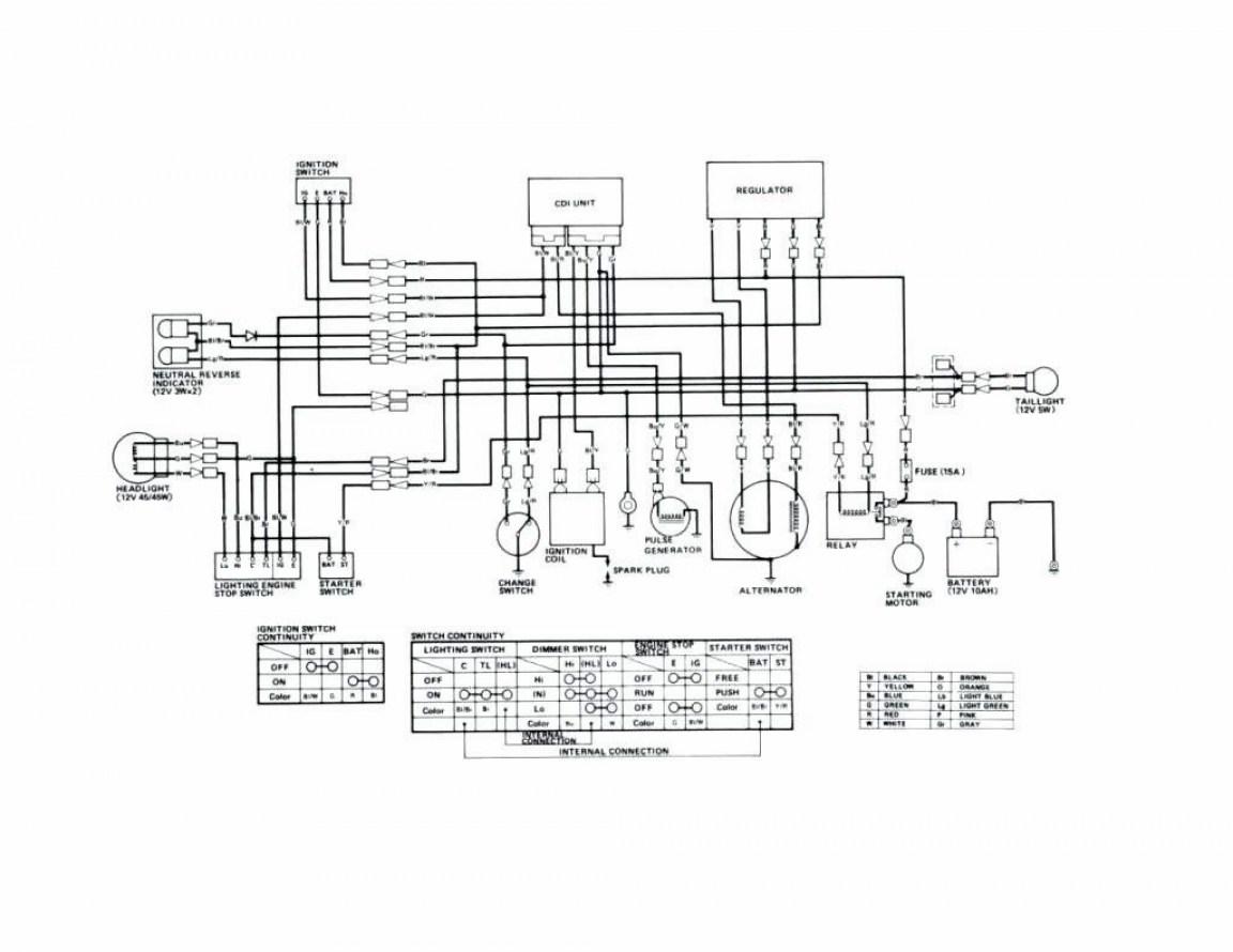 Honda 300Ex Wiring Diagram / Delta 3 Wiring Diagram Honda