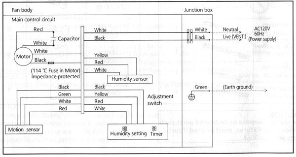 xl8277 wiring diagram for harbor breeze ceiling fan switch