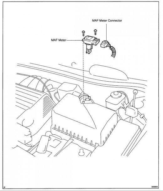 [YB_8324] 2007 Hyundai Santa Fe Map Sensor Wiring Diagram