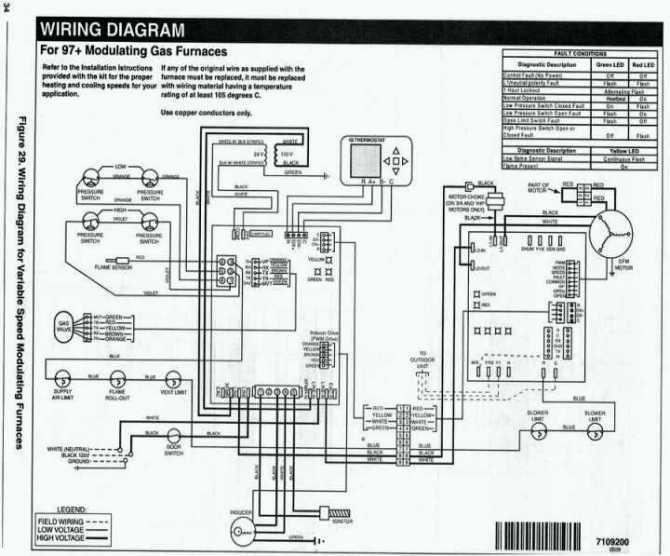 da1857 goodman air handler wiring diagram emprendedorlink