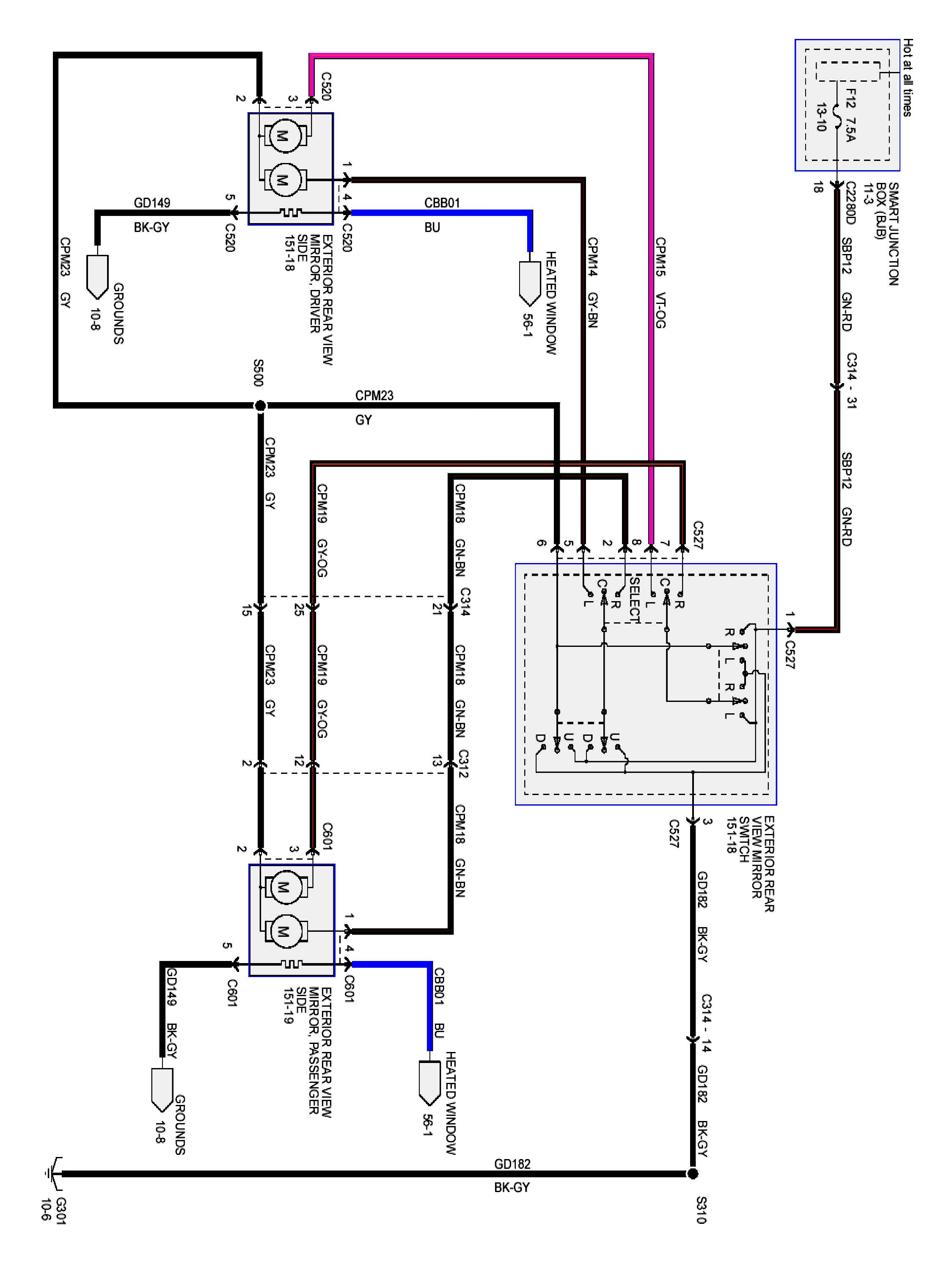 2009 Ford Escape Wiring Diagram Collection