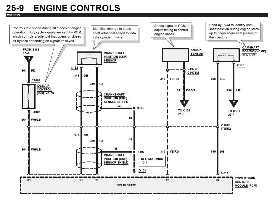 [RA_6178] Ford V10 Engine Diagram Download Diagram