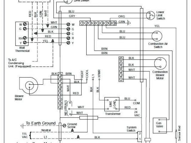 diagram wiring diagram coleman evcon dgat070bdc full
