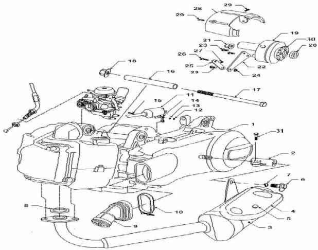 Crossfire 150 Wiring Diagram Collection