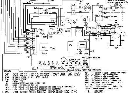 [BW_9667] Eb15B Electric Furnace Wiring Diagrams Free Diagram