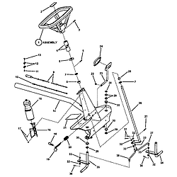 [KA_5110] Briggs Engine Diagram And Parts List For Snapper