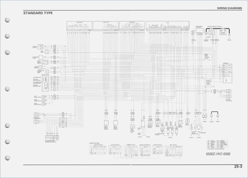 [FL_7807] Honda 680 Rincon Wiring Diagram Get Free Image