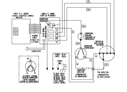 [Get 38+] Carrier Ac Capacitor Wiring Diagram