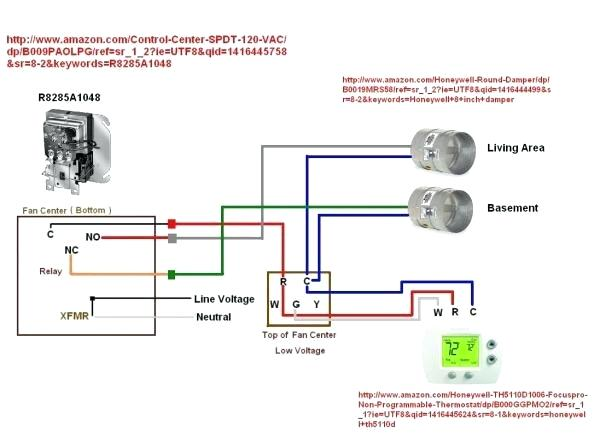 honeywell fan center wiring diagram  vt commodore central