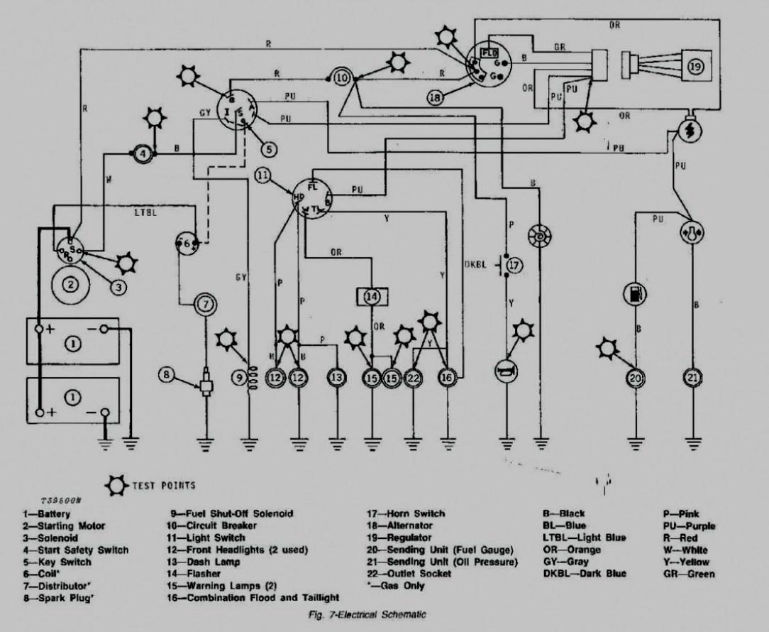 [HV_3479] John Deere 757 Wiring Diagram Download Diagram