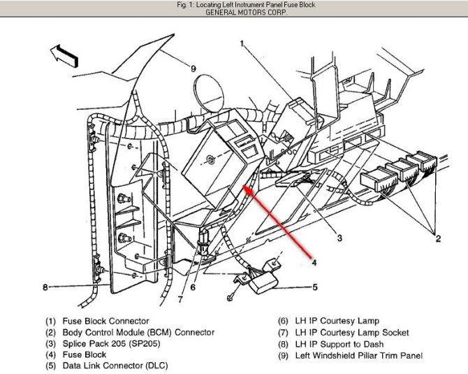 04 gm trailer wiring diagram  kw 900 fuse box for wiring