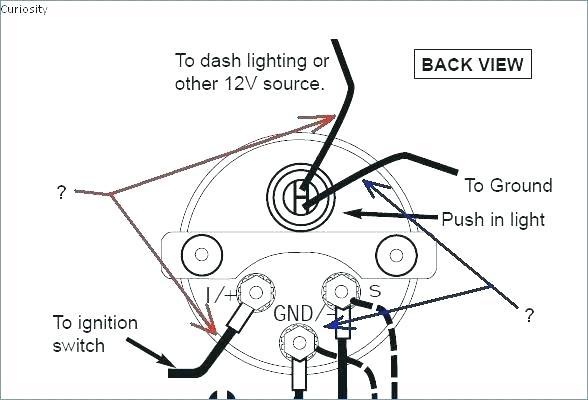Sunpro Amp Gauge Wiring Diagram / Diagram Sunpro Volt