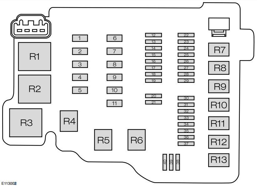 [DIAGRAM] 2012 Ford Fiesta Wiring Diagram Original