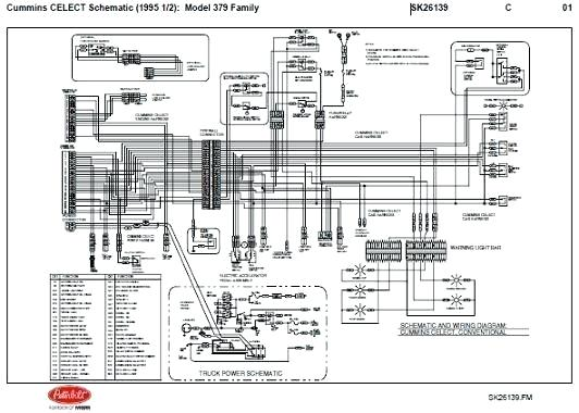 [HY_0884] Cummins Isx Ecm Wiring Diagram On Peterbilt Oil