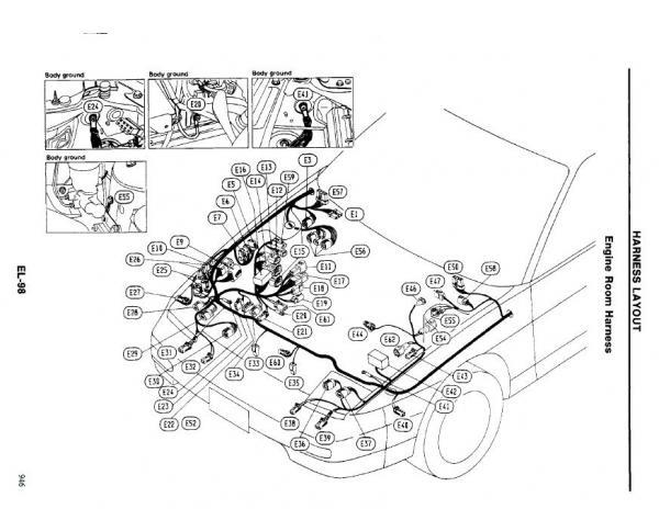[DM_7738] Z32 Wiring Diagram Harness 2002 Nissan Altima