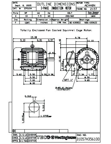 Marathon Electric Motor Wiring Diagram 3 Phase For Your Needs