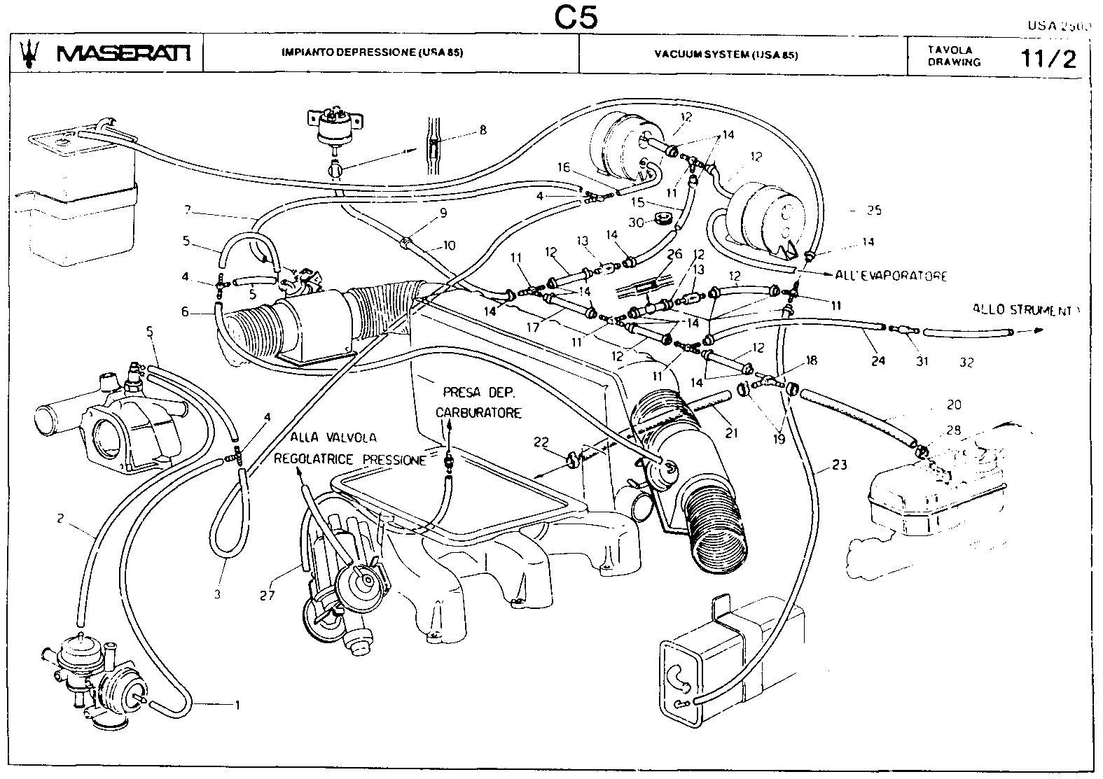 [KV_8827] Maserati Fuse Box Diagram Free Diagram