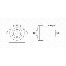 [KN_1960] Magneti Marelli Alternator Wiring Diagram